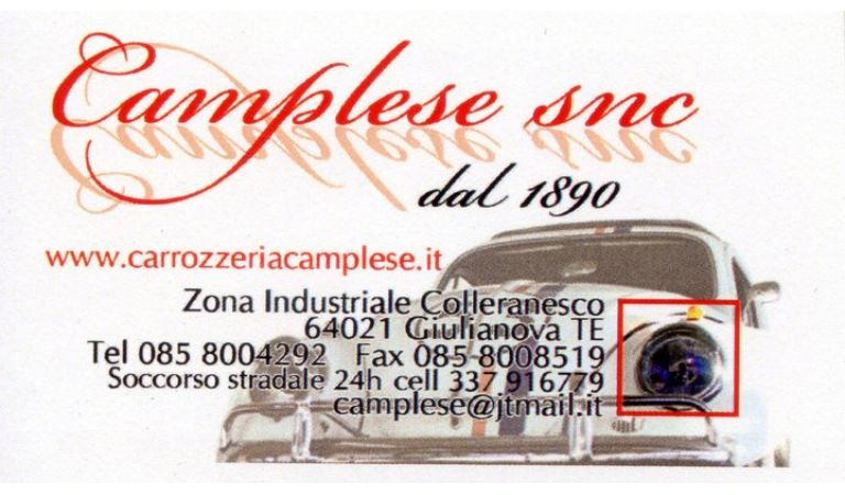 Carrozzeria Camplese
