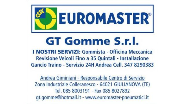 GT Gomme Euromaster